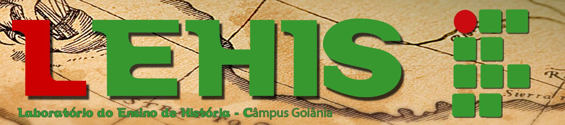 LEHIS – Laboratório do Ensino de História – Câmpus Goiânia
