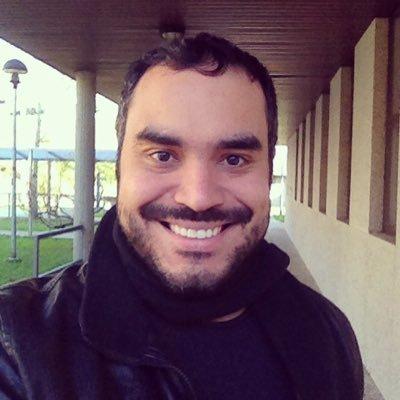 Prof. Dr. Diego Avelino sorrindo