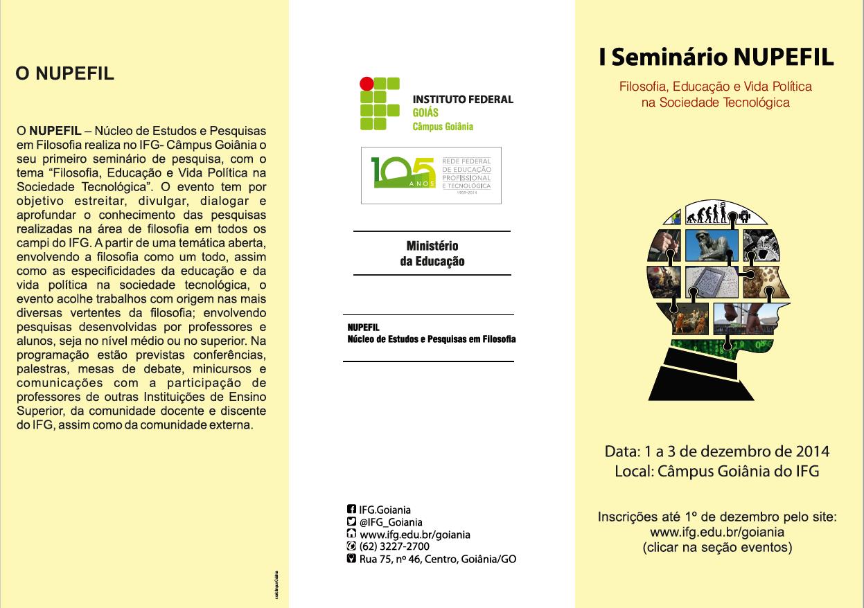 Folder-frente_I_Seminário Nupefil
