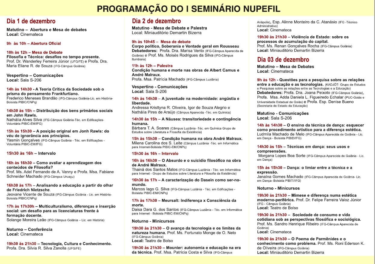 Folder-verso_I_Seminário Nupefil