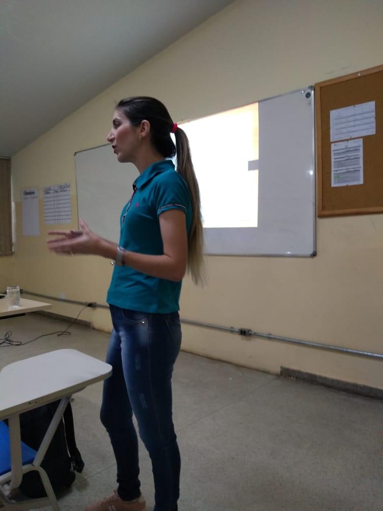Reunião do Grupo – IFG Campus Goiânia Oeste.