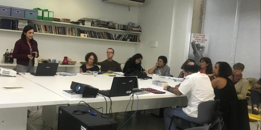 Evento: Programa Avançado em Cultura contemporânea UFRJ – 2019.