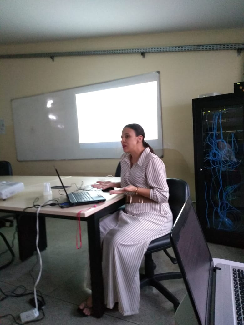 Reunião do Grupo Panecastica – IFG Campus Goiânia Oeste.